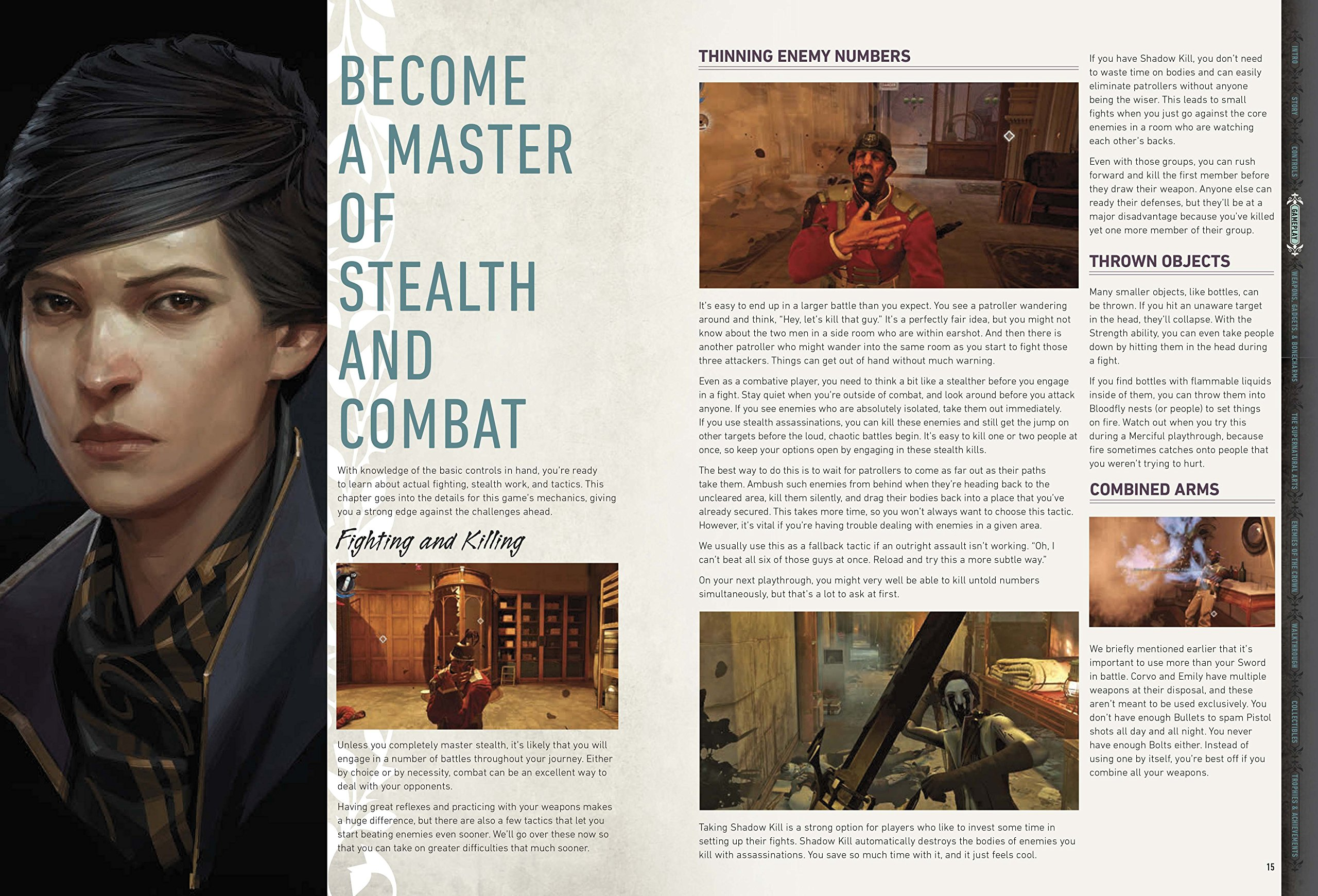 Dishonored Strategy Guide Pdf
