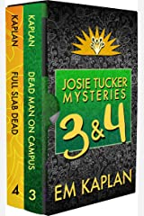 Josie Tucker Mysteries 3 & 4 Kindle Edition