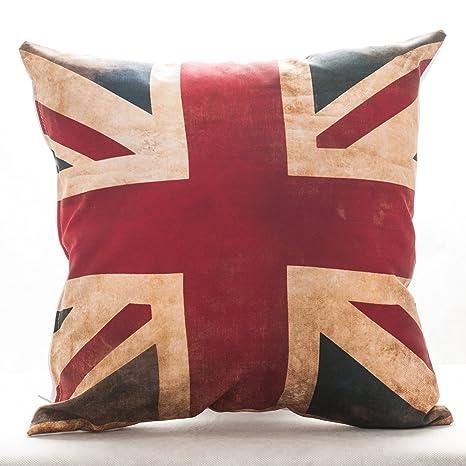 Cojín de Reino Unido con fotos, diseño personalizado, diseño ...