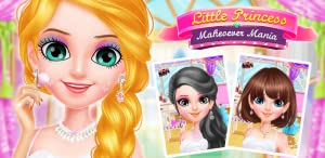 Little Princess Makeover Mania from Crazy Game Studios