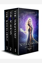 The Seven Kingdoms - Books 1-3 (Seven Kingdoms Box Sets Book 1) Kindle Edition