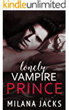 Lonely Vampire Prince (Dirty Monsters Book 2)