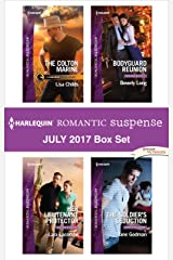 Harlequin Romantic Suspense July 2017 Box Set: An Anthology