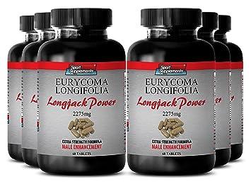 Amazon Com Maca Root Longjack Power Eurycoma Longifolia 2275mg