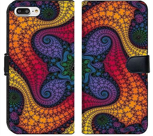 Amazon.com Apple iPhone 7 Plus Flip Fabric Wallet Case