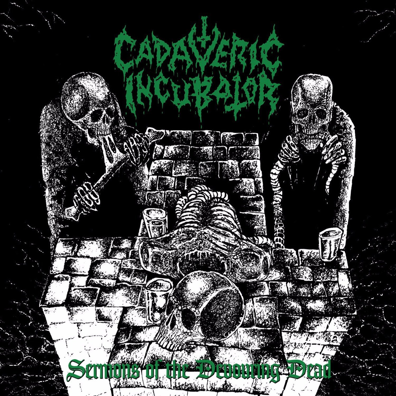 Vinilo : Cadaveric Incubator - Sermons Of The Devouring Dead (LP Vinyl)