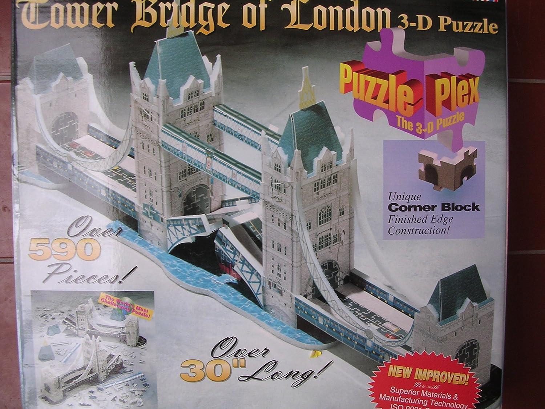 【正規品】 Tower Bridge of 3D London 3D Puzzle ; Over Puzzle 80cm Long Long B0036I893S, ソックスマルシェ 靴下&タイツ:d30ab9bd --- quiltersinfo.yarnslave.com