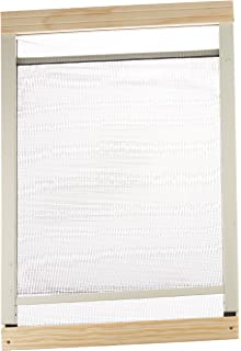 Frost King WB Marvin AWS1025 Adjustable Window Screen, 10in High X Fits  15 25in