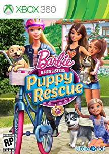 Barbie And Her Sisters: Puppy Rescue   Xbox 360 by By          Little Orbit