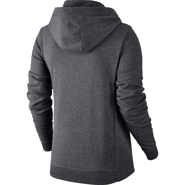 06ffdbfb Amazon.com : NIKE Sportswear Women's Full Zip Hoodie : Clothing