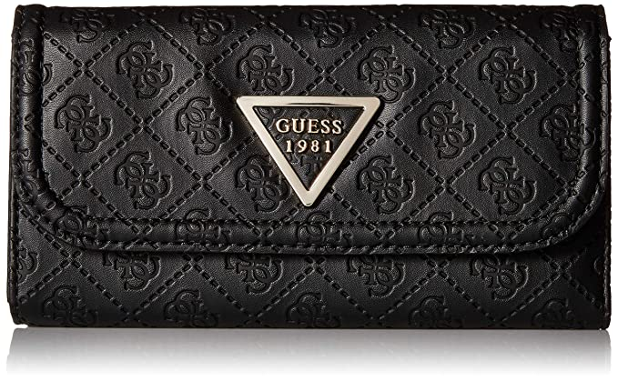 Amazon.com  GUESS Lyra Multi Clutch Wallet 56f1a49fb3