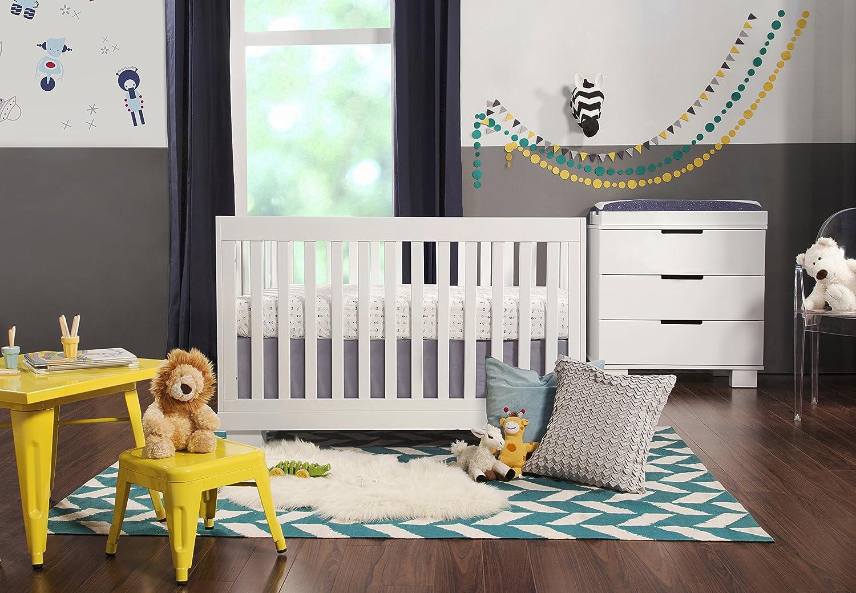 babyletto mw modo  drawer dresser (white) amazonca baby -