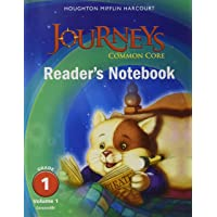 Houghton Mifflin Harcourt Journeys: Common Core Reader's Notebook Consumable Collection Grade 01