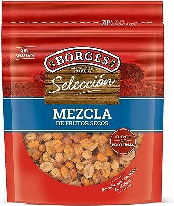 Borges - Mezcla de Fritos, Principalmente: Garbanzos, Habas ...