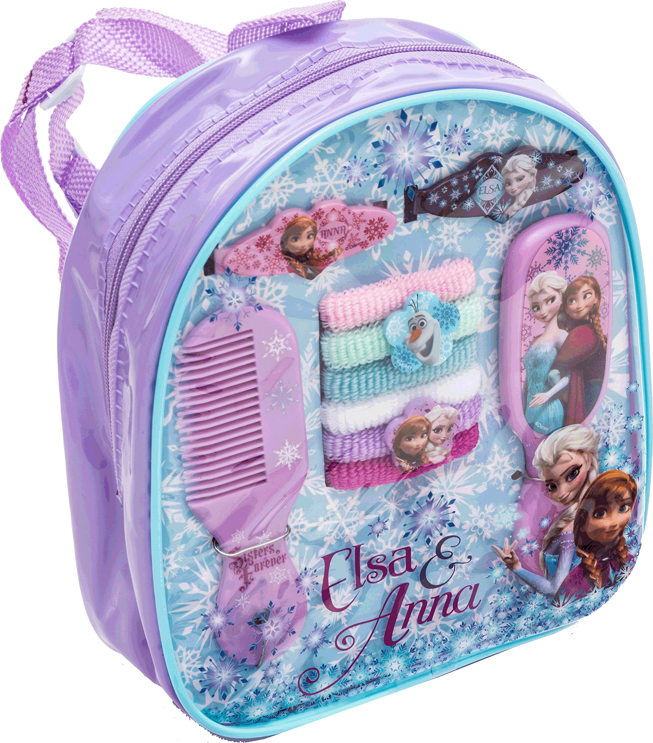 Townley Girl Disney Princess Non Toxic Peel Off Nail: Amazon.com: Townley Girl Disney Frozen Beauty Kit, Lip