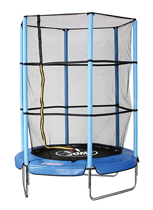Tappeto Elastico Tappeto Elastico Con Rete Diametro 140cm