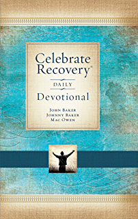 Niv celebrate recovery ebook kindle edition by john baker rick celebrate recovery daily devotional 366 devotionals colourmoves