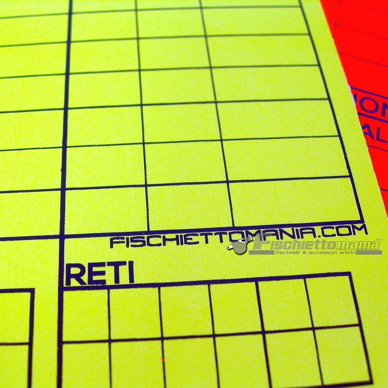 Cartellini riscrivibili 10x7.5 cm Calcio a 11 NON PERSONALIZZABILI