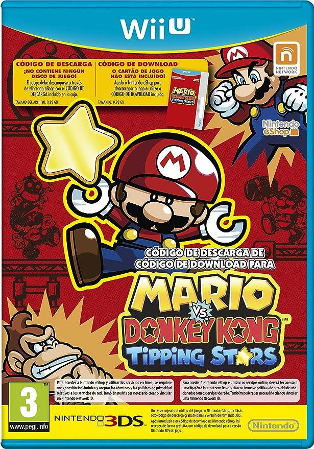 Mario vs. Donkey Kong: Tipping Stars: Amazon.es: Videojuegos