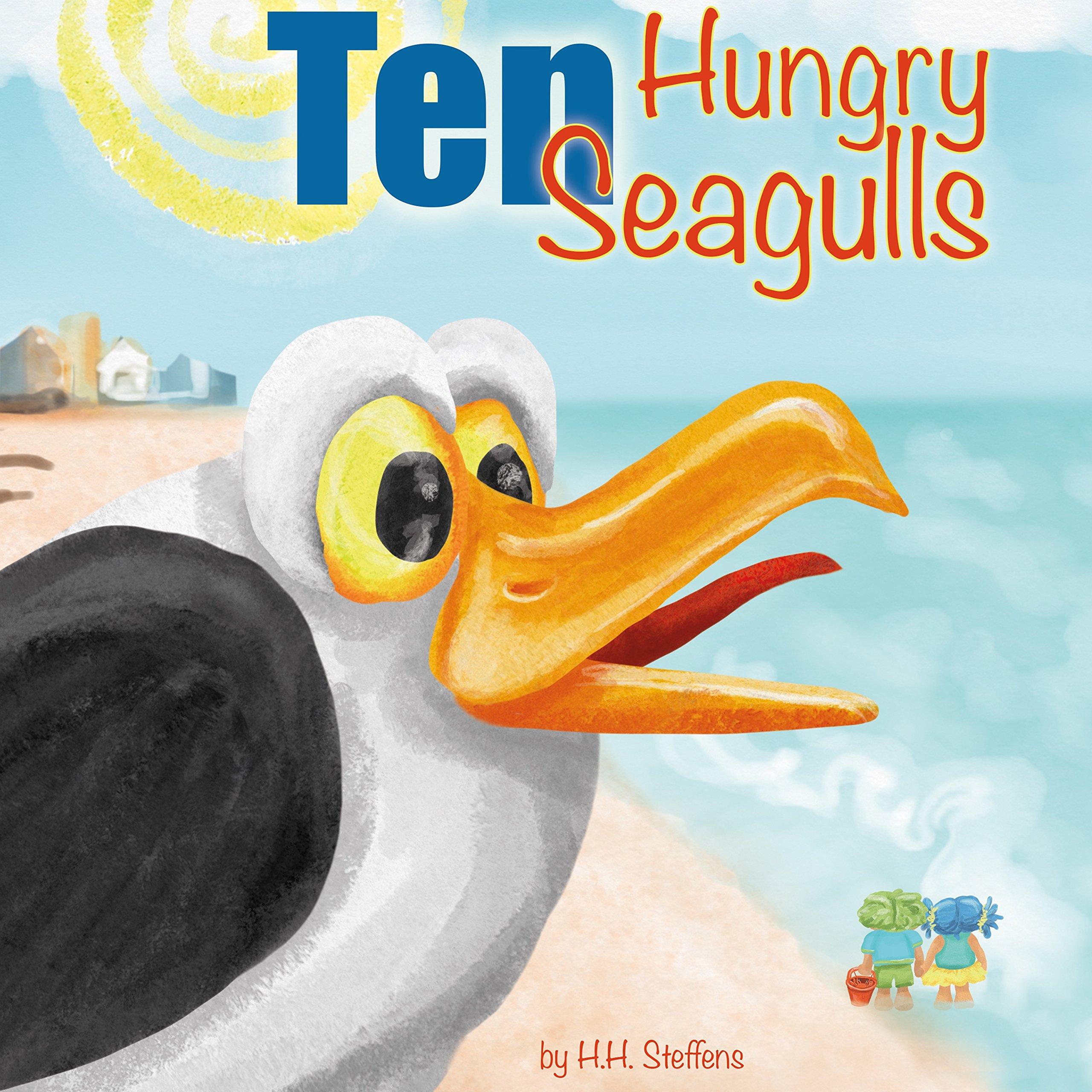 Read Online Ten Hungry Seagulls pdf