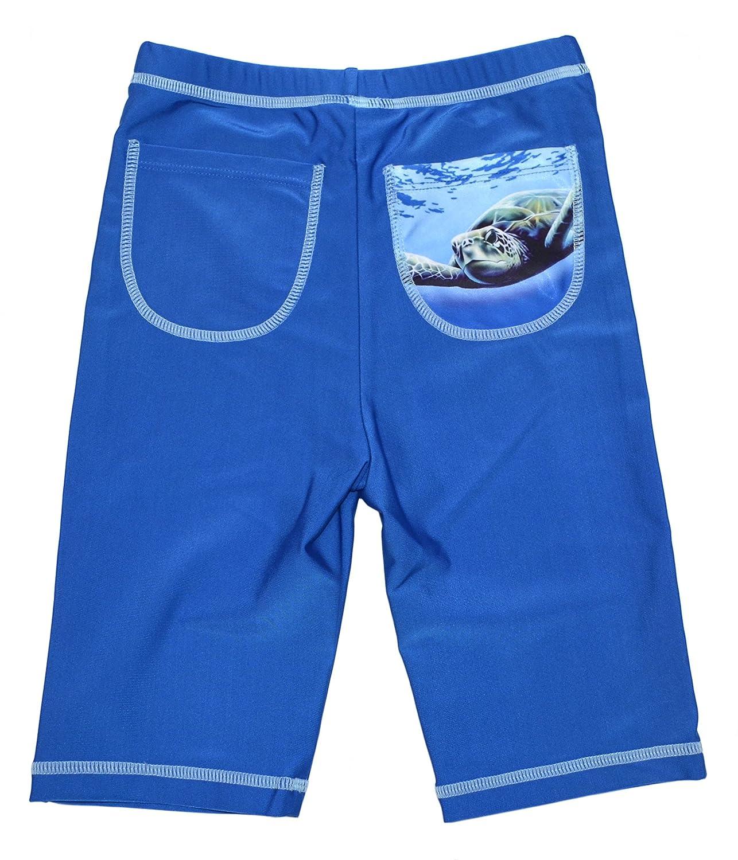 Swimpy Jungen Badehose mit Uv Schutz UPF 50 Schildkr/öte