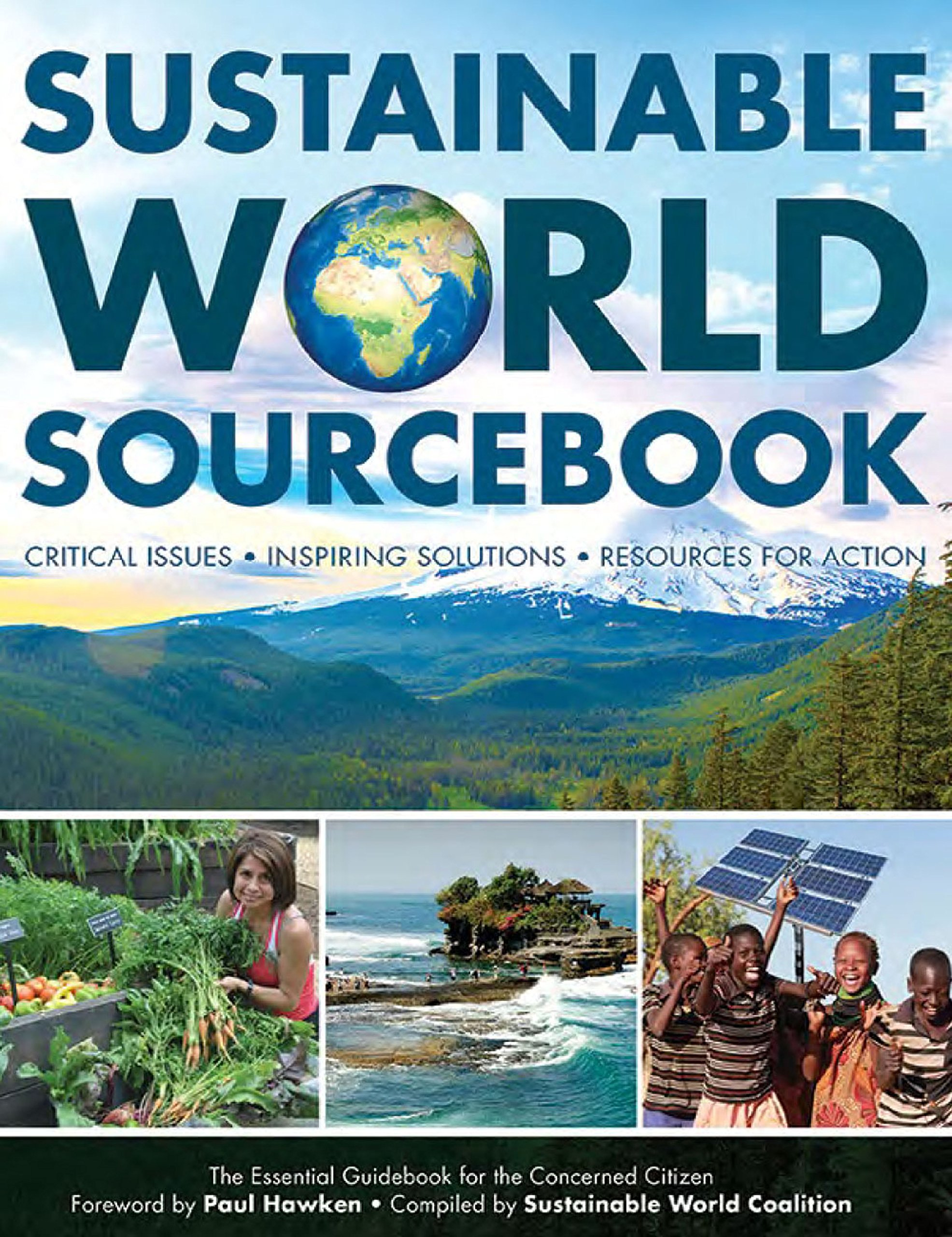 Sustainable World Sourcebook, Critical Issues â?¢ Inspiring Solutions â?¢ Resources for Action, the Essential Guidebook for the Concerned Citizen, Vinit Allen