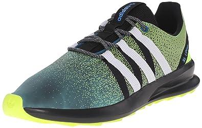 adidas Originals Men's SL Loop CT Shoe,Yellow/White/Black,6 M