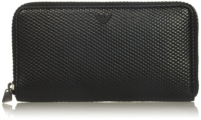e6549947 Armani Exchange Men's Embossed Bifold Wallet