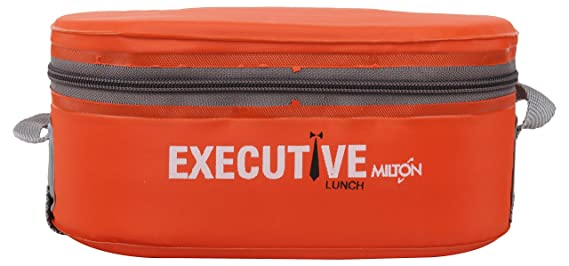 Milton Executive Plastic Lunch Box, Multicolour Lunch Boxes