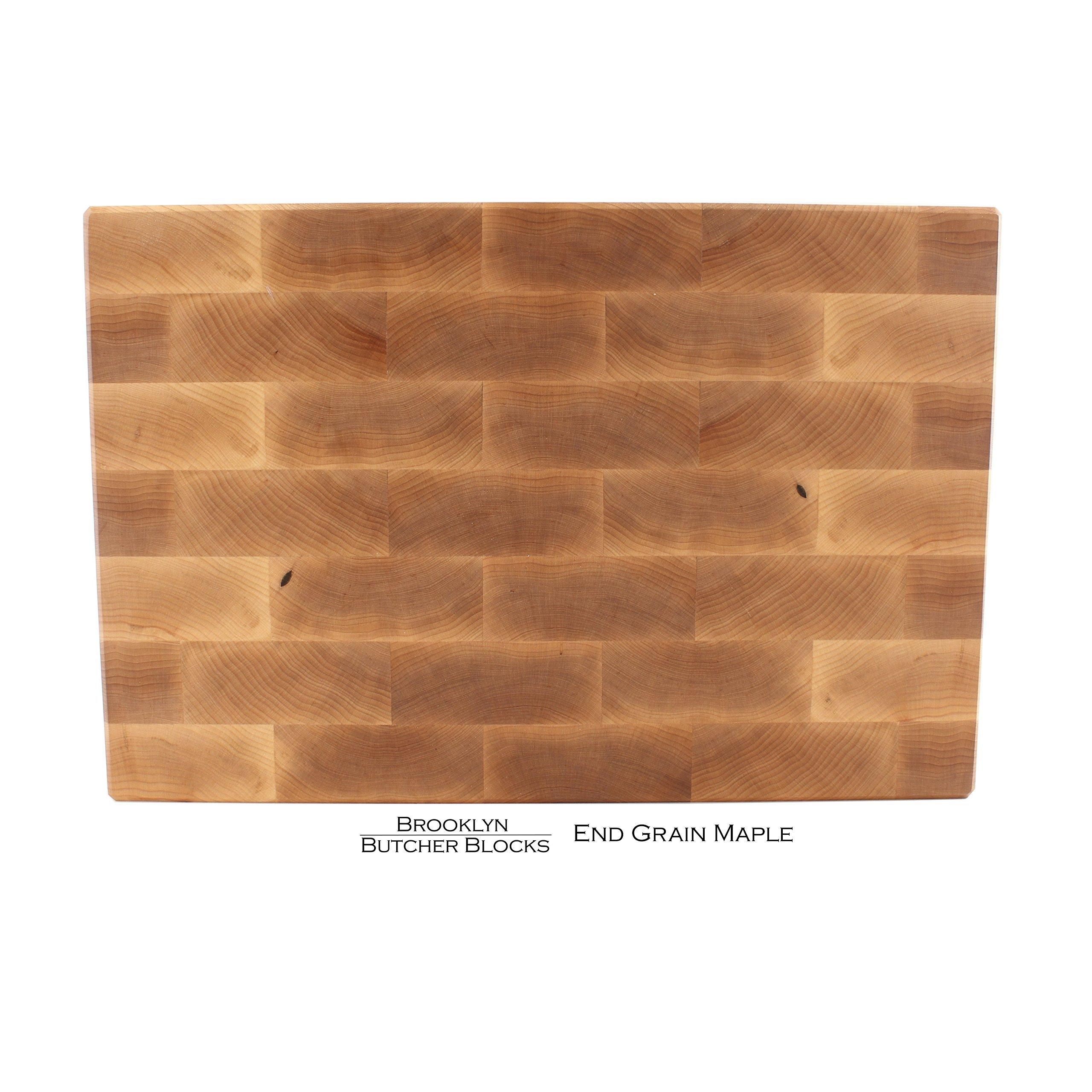12 x 18 x 2 End Grain Brickwork Butcher Block by Brooklyn Butcher Blocks (Image #2)