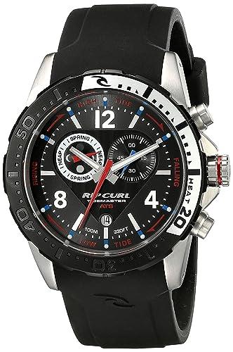 Reloj de buceo A1115 de acero inoxidable, de la marca Rip Curl: Rip Curl: Amazon.es: Relojes