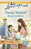 Family Wanted (Willow's Haven Book 1)