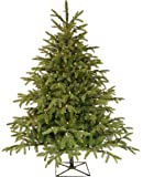 Barcana 4.5-Foot Alaskan Deluxe Fir Christmas Tree with 250 Clear Mini