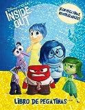 Inside Out. Libro de pegatinas: ¡Con pegatinas reutilizables! (Disney. Inside out)