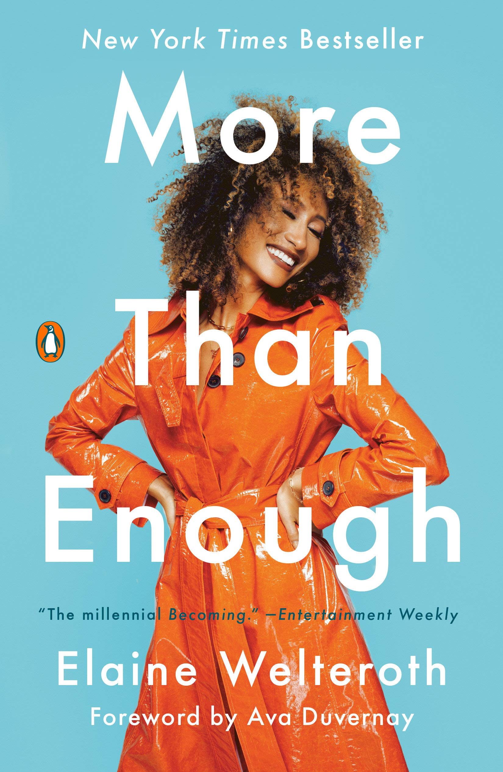 More Than Enough: Claiming Space for Who You Are (No Matter What ...