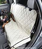 Dog Seat Cover With Hammock for Cars, Trucks and SUVs - USA Based