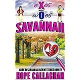 Exes and Woes: A Garlucci Family Saga Novel (Made in Savannah Mystery Series Book 14)
