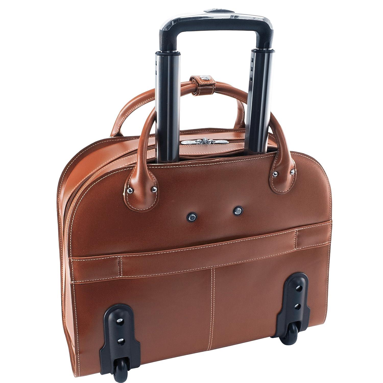 McKlein USA Edgebrook Wheeled Ladies 15 Laptop Case