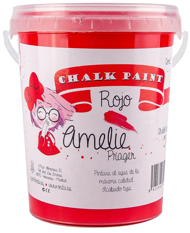 Amelie Prager AMC-54 Pintura a la Tiza, Expresso, 30 ml Orita
