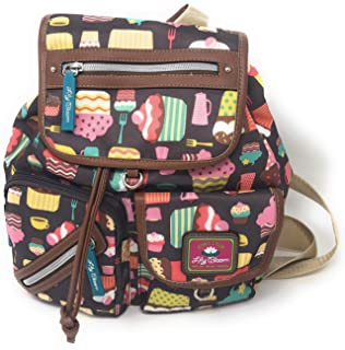 0d9804055b7b Lily Bloom Eco Green-Living CUPCAKE DELIGHT Riley Backpack