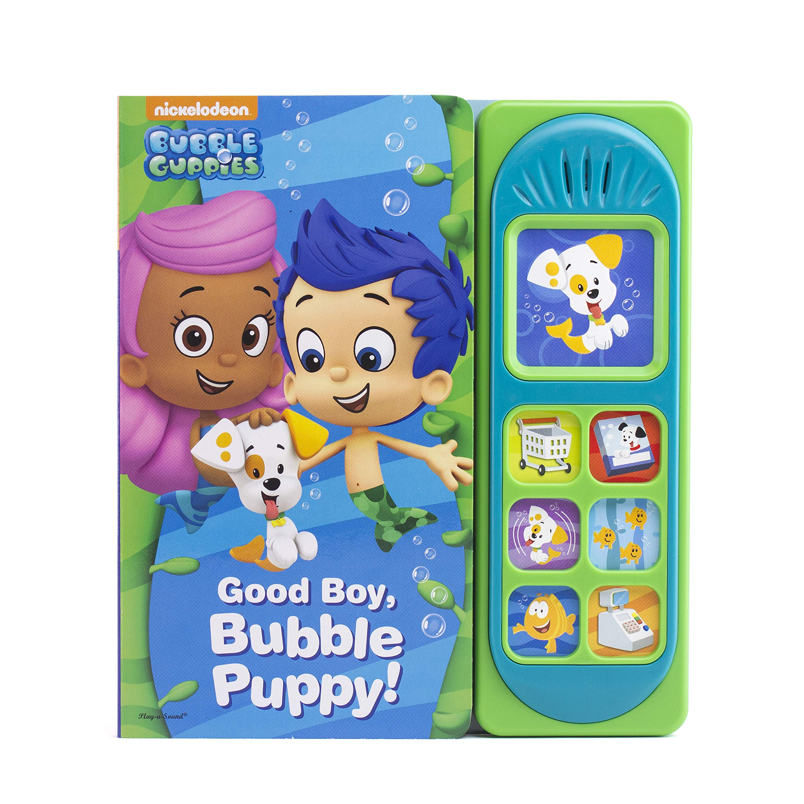 Nickelodeon Bubble Guppies - Good Boy, Bubble Puppy! Sound