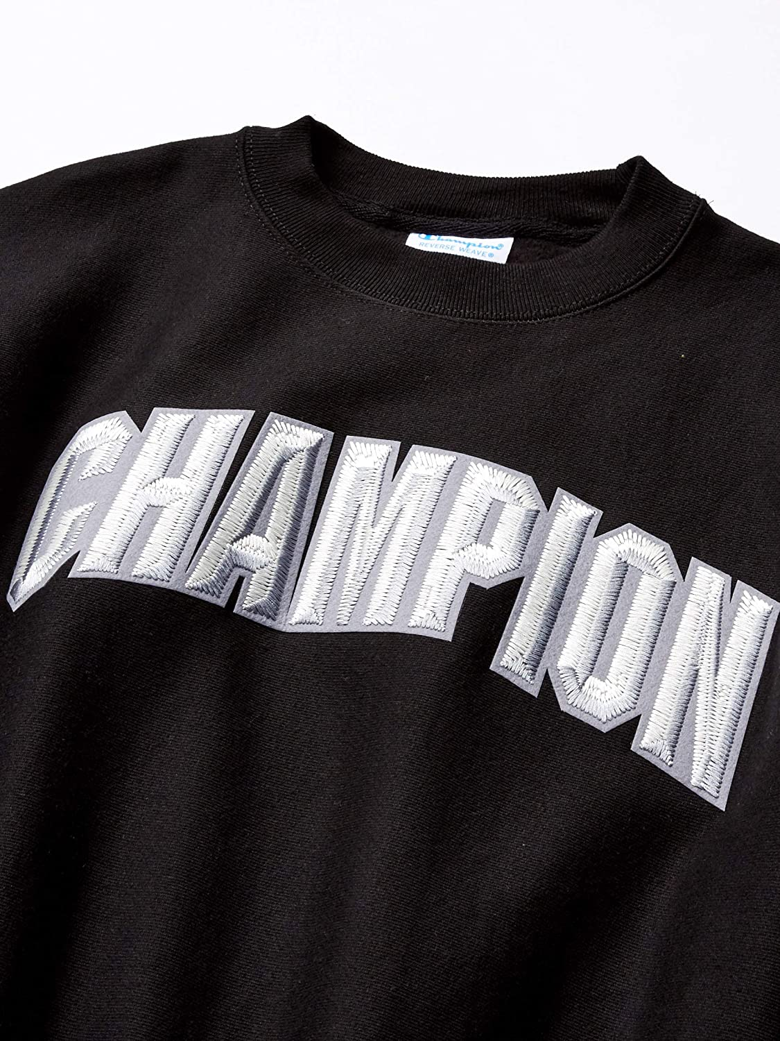 Block Champion Arch Champion LIFE Mens Reverse Weave Crew