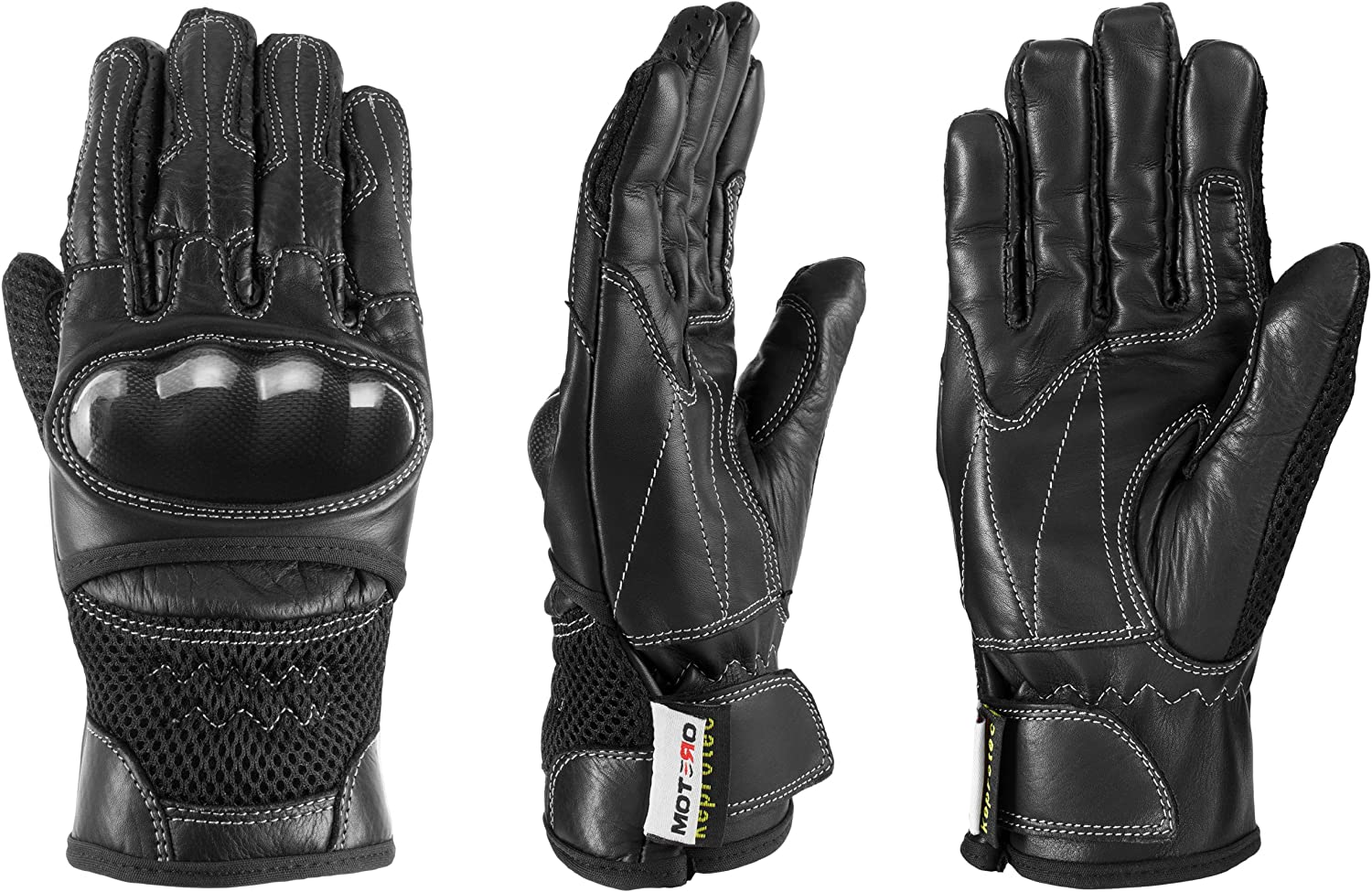 Best Motorcycle Gloves For Summer: Top 10 Review (2021) 9