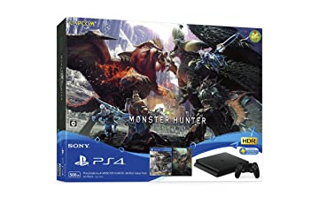 Amazon | PlayStation 4 MONSTER HUNTER: WORLD Value Pack | ゲーム機本体