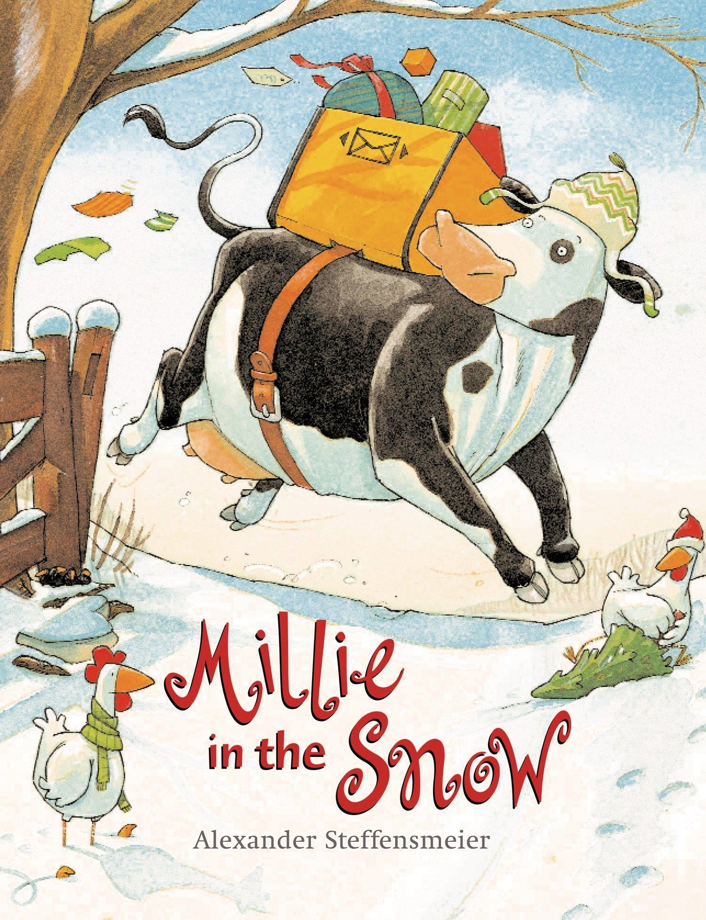 Millie in the Snow (Millie's Misadventures)