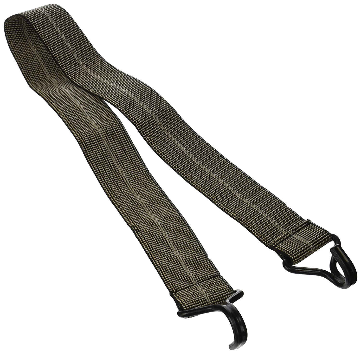 2-Inch x 48-Inch CargoLoc 32428 Wide Stretch Strap with Coated Steel J-Hooks