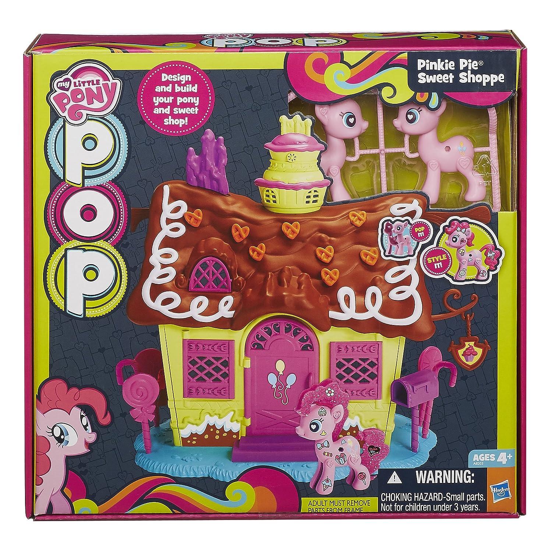 My Little Pony Pop Pinkie Pie Sweet Shoppe Playset Amazon Fr Jeux