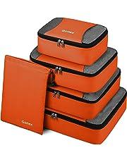 Gonex Organiseurs de Bagage Sacs Rangement de Valise Voyage