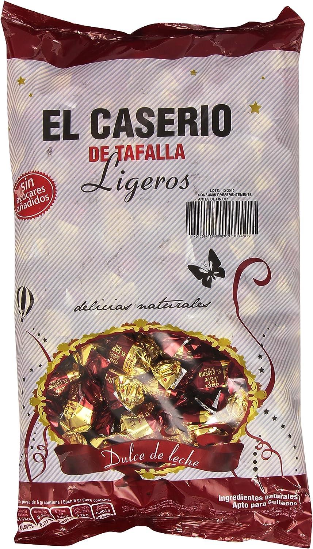 El Caserio - De Tafalla Ligeros - Caramelo de leche sin ...
