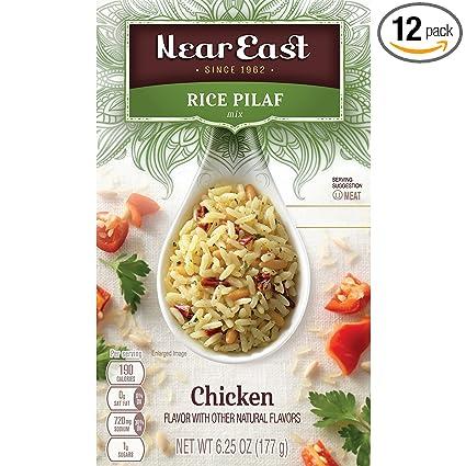 Arroz Near East Mix Pilaf: Amazon.com: Grocery & Gourmet Food